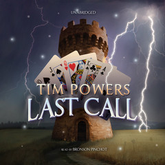 Last Call Audiobook, by Tim Powers