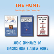 The Hunt: Searching for Your Dream Job Audiobook, by getAbstract