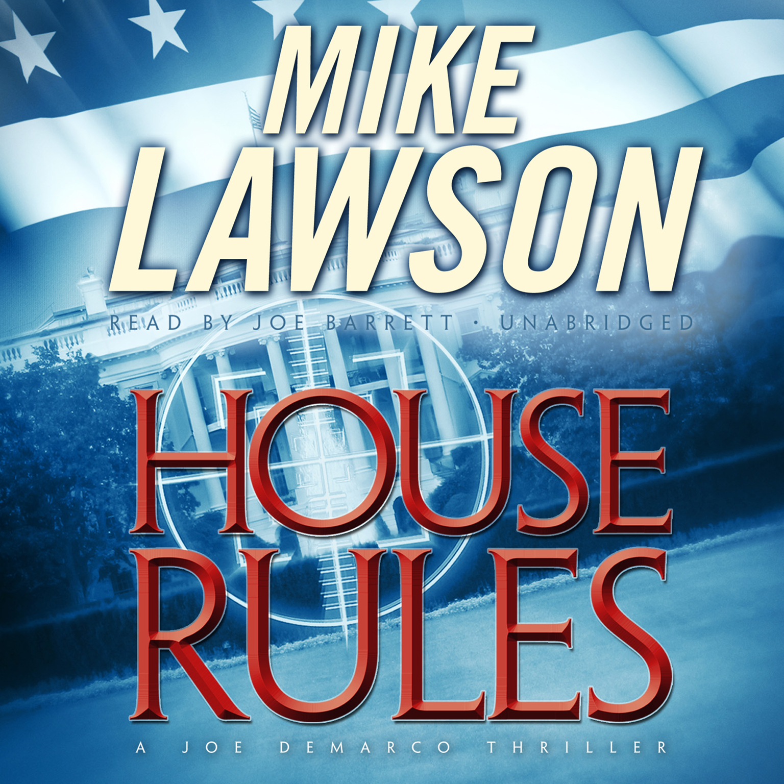 Printable House Rules: A Joe DeMarco Thriller Audiobook Cover Art