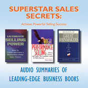 Superstar Sales Secrets: Achieve Powerful Selling Success Audiobook, by