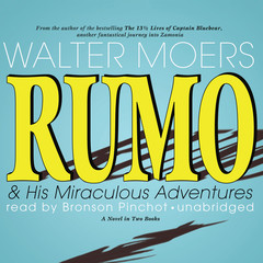 Rumo & His Miraculous Adventures: A Novel in Two Books Audiobook, by Walter Moers
