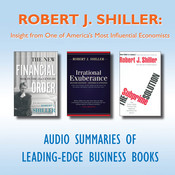 Robert J. Shiller: Insight from One of America's Most Influential Economists, by getAbstract