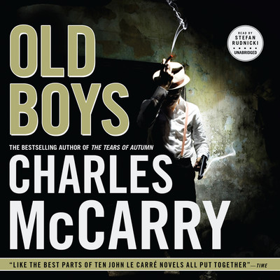 Old Boys Audiobook, by