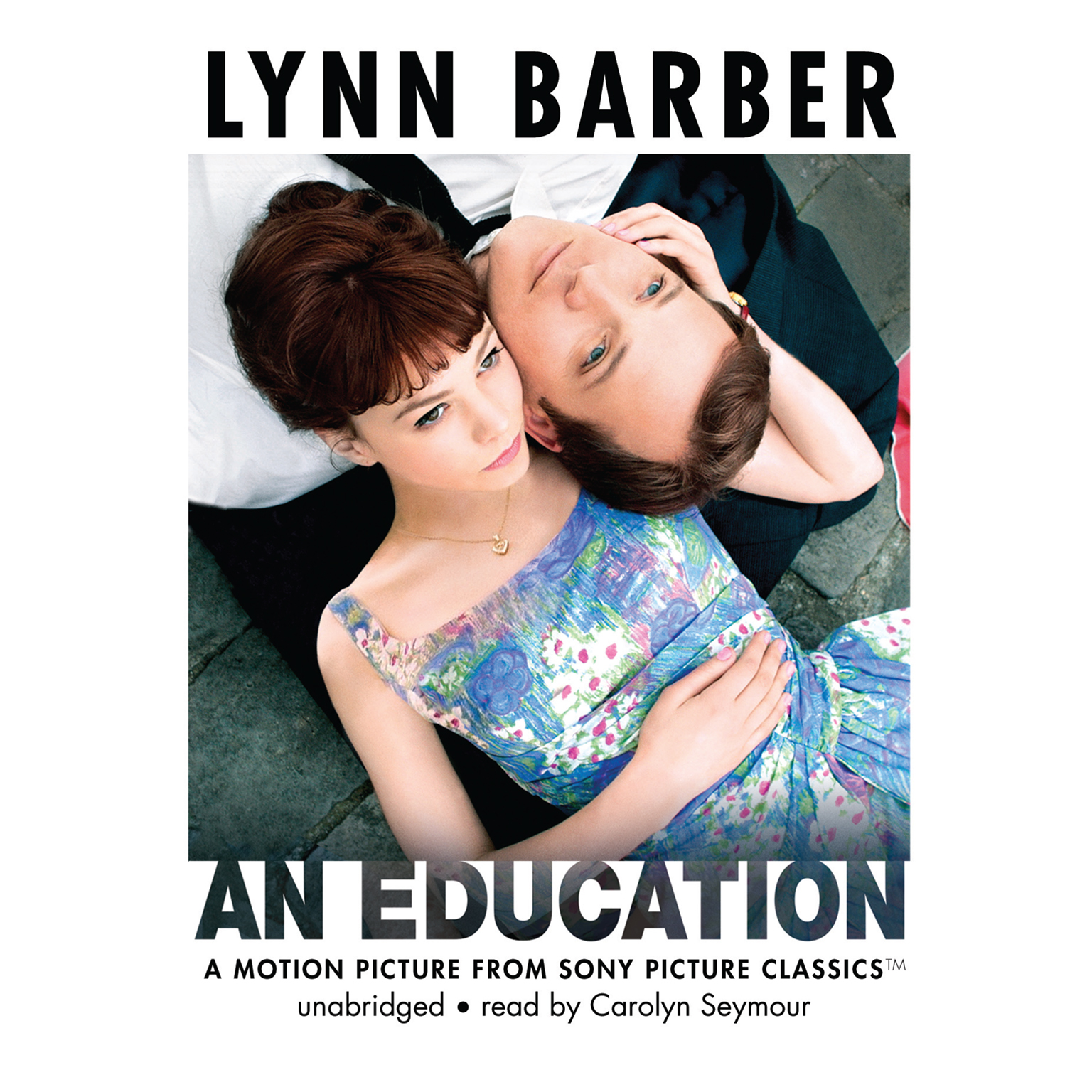 Printable An Education Audiobook Cover Art