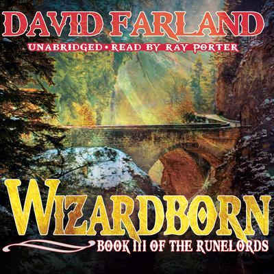 Wizardborn Audiobook, by