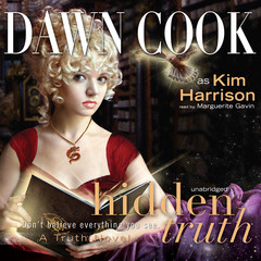 Hidden Truth Audiobook, by Dawn Cook