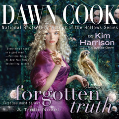 Forgotten Truth Audiobook, by Dawn Cook