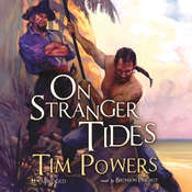 On Stranger Tides, by Tim Powers