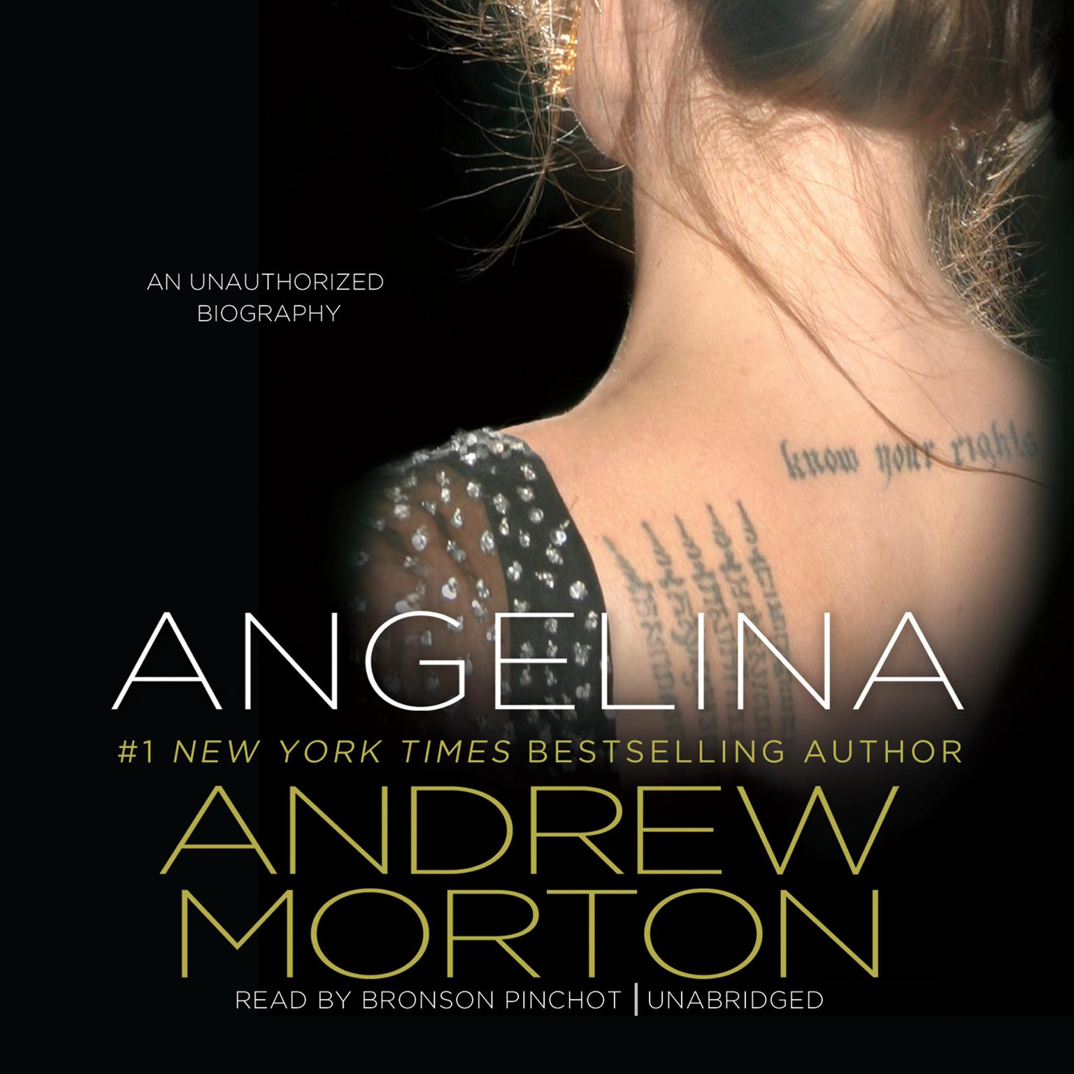 Angelina: An Unauthorized Biography Audiobook, by Andrew Morton