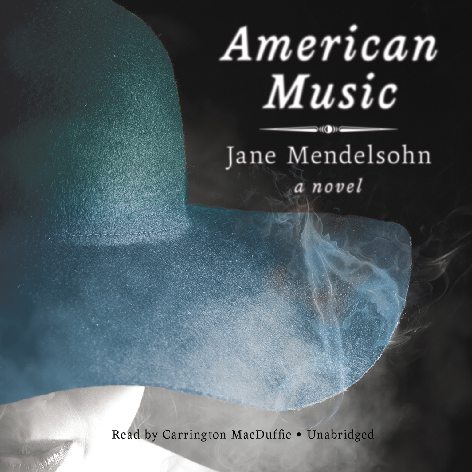 Printable American Music Audiobook Cover Art