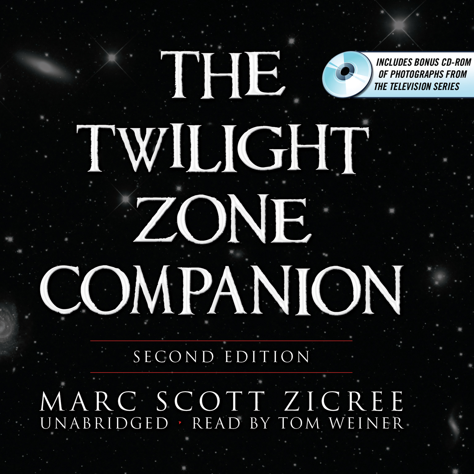 Printable The Twilight Zone Companion, Second Edition Audiobook Cover Art