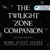 The Twilight Zone Companion, Second Edition, by Marc Scott Zicre