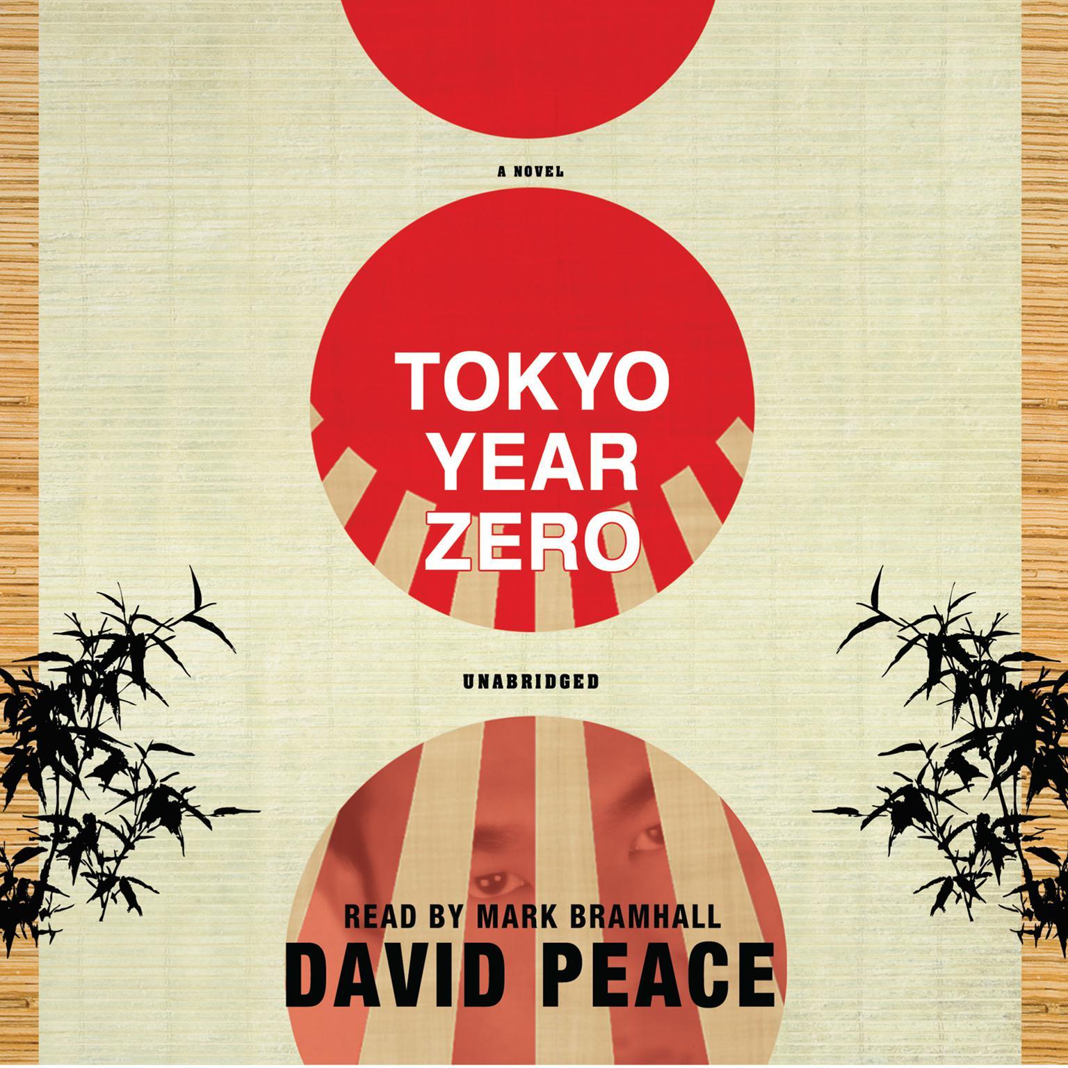 Printable Tokyo Year Zero Audiobook Cover Art