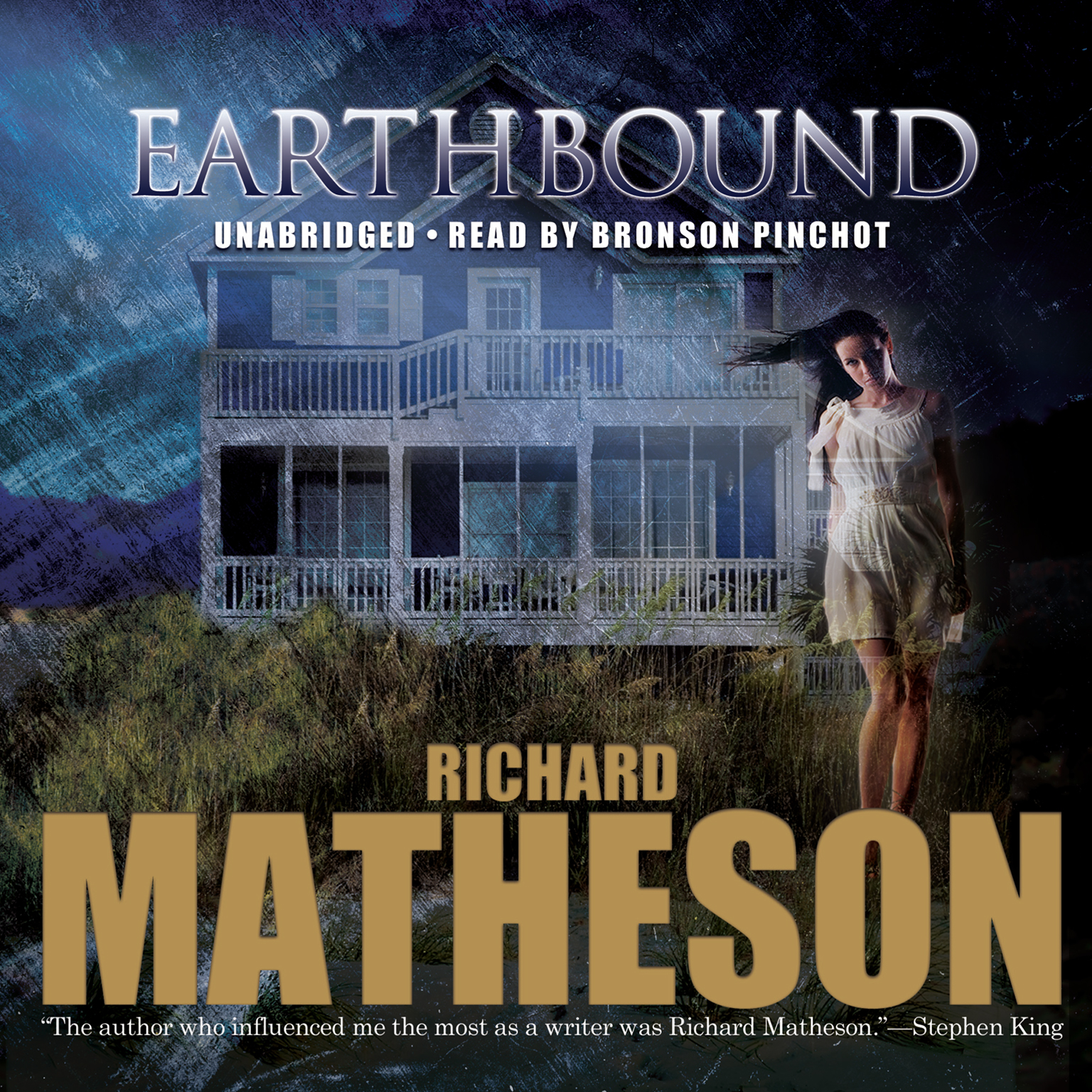 Printable Earthbound Audiobook Cover Art