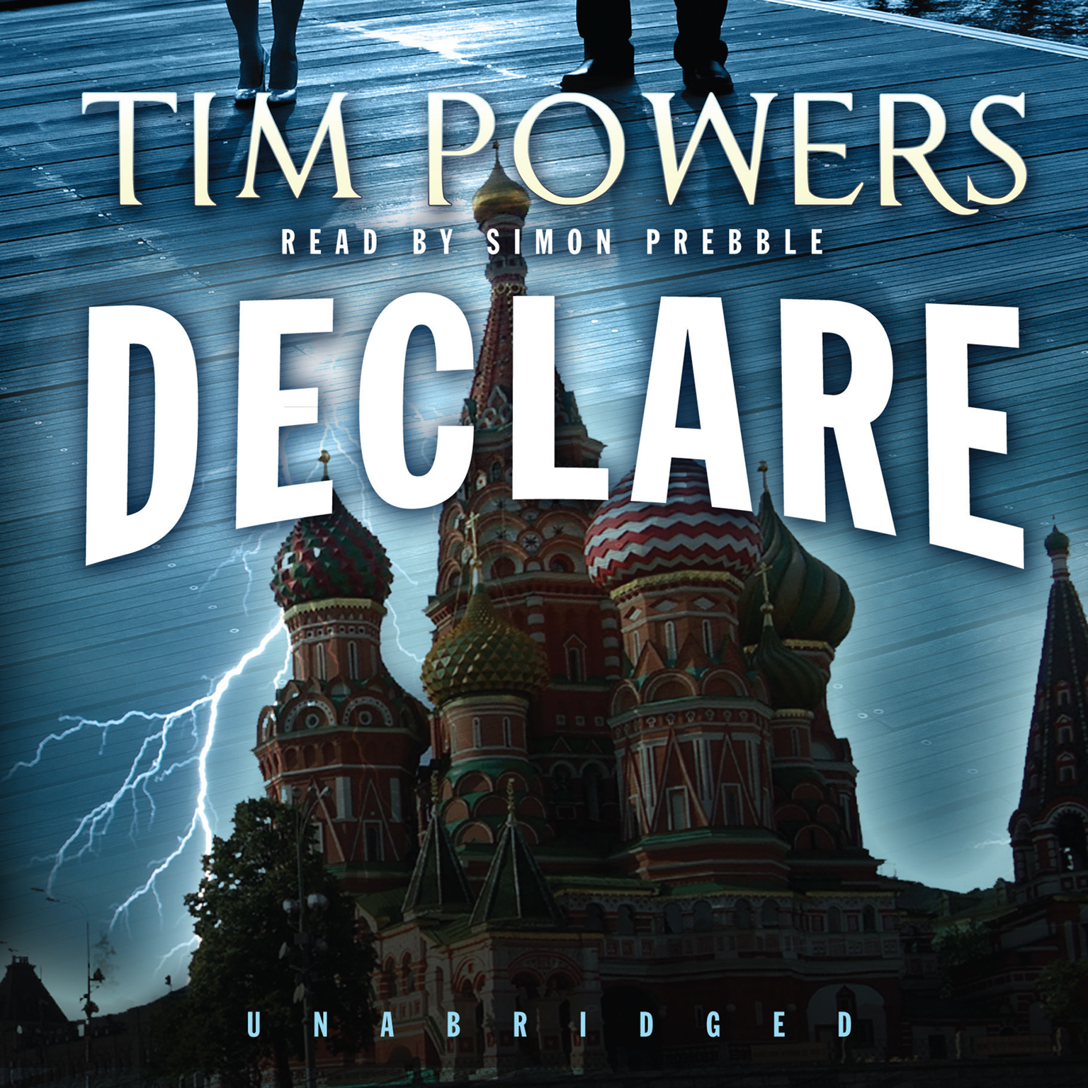 Printable Declare Audiobook Cover Art