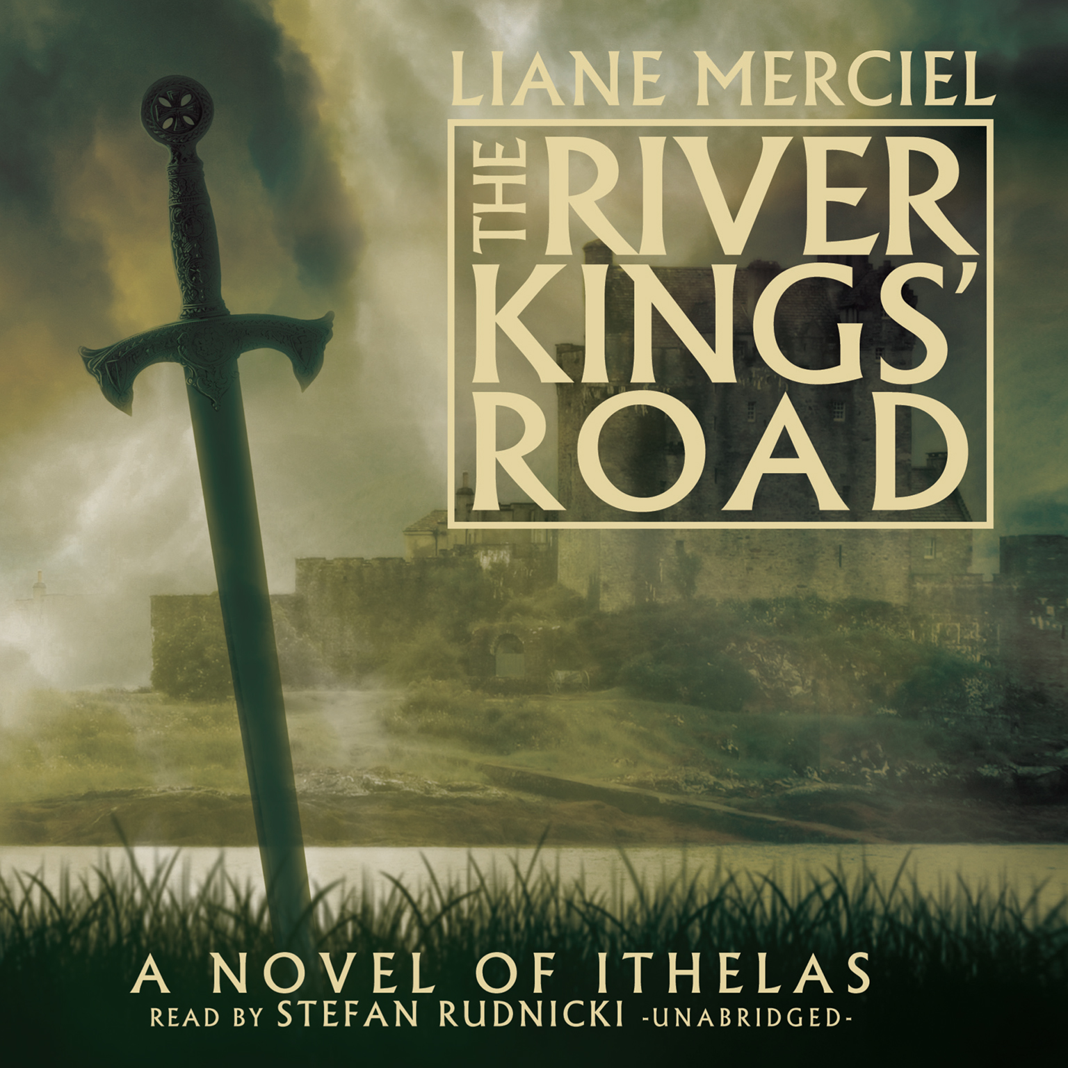 Printable The River Kings' Road: A Novel of Ithelas Audiobook Cover Art