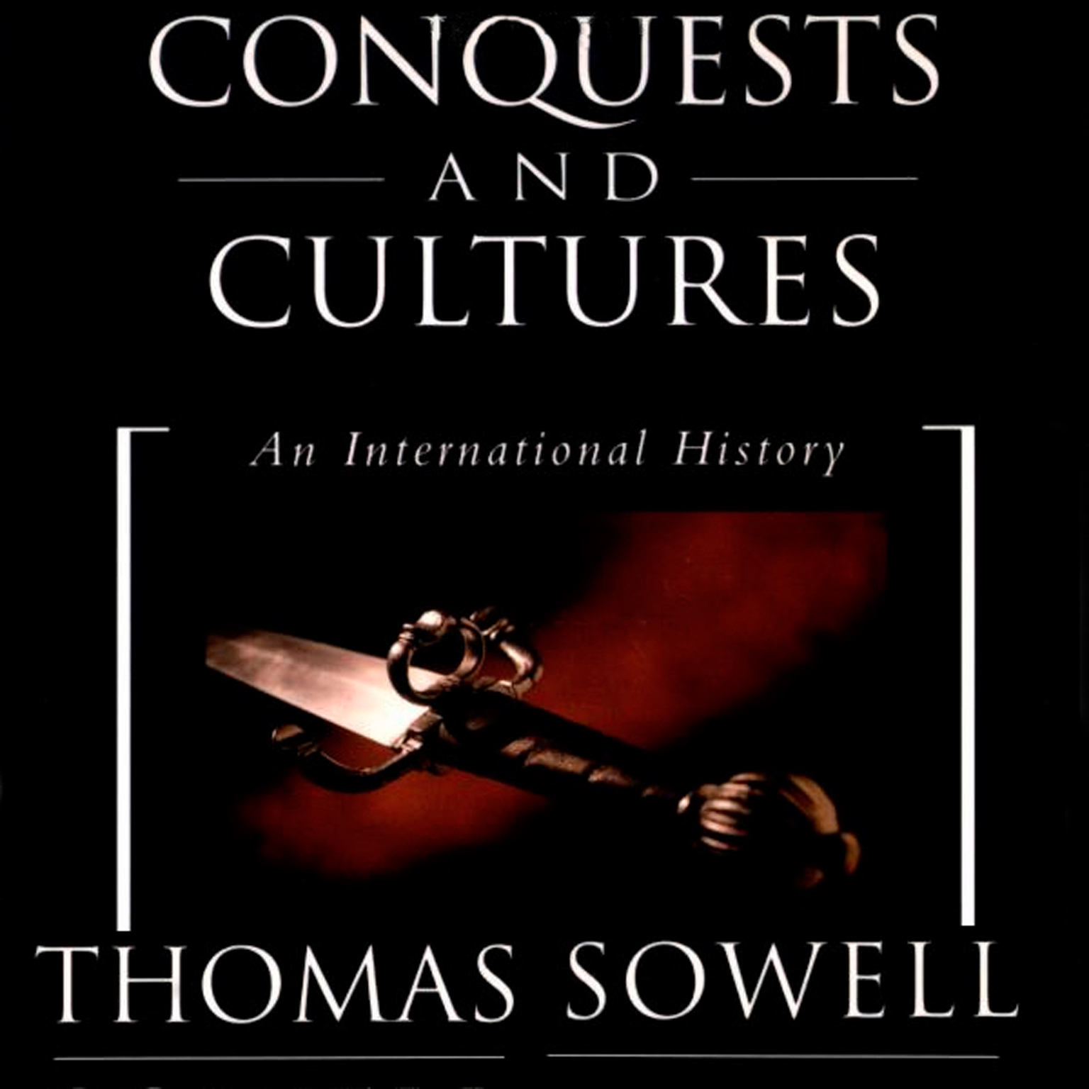 Printable Conquests and Cultures: An International History Audiobook Cover Art
