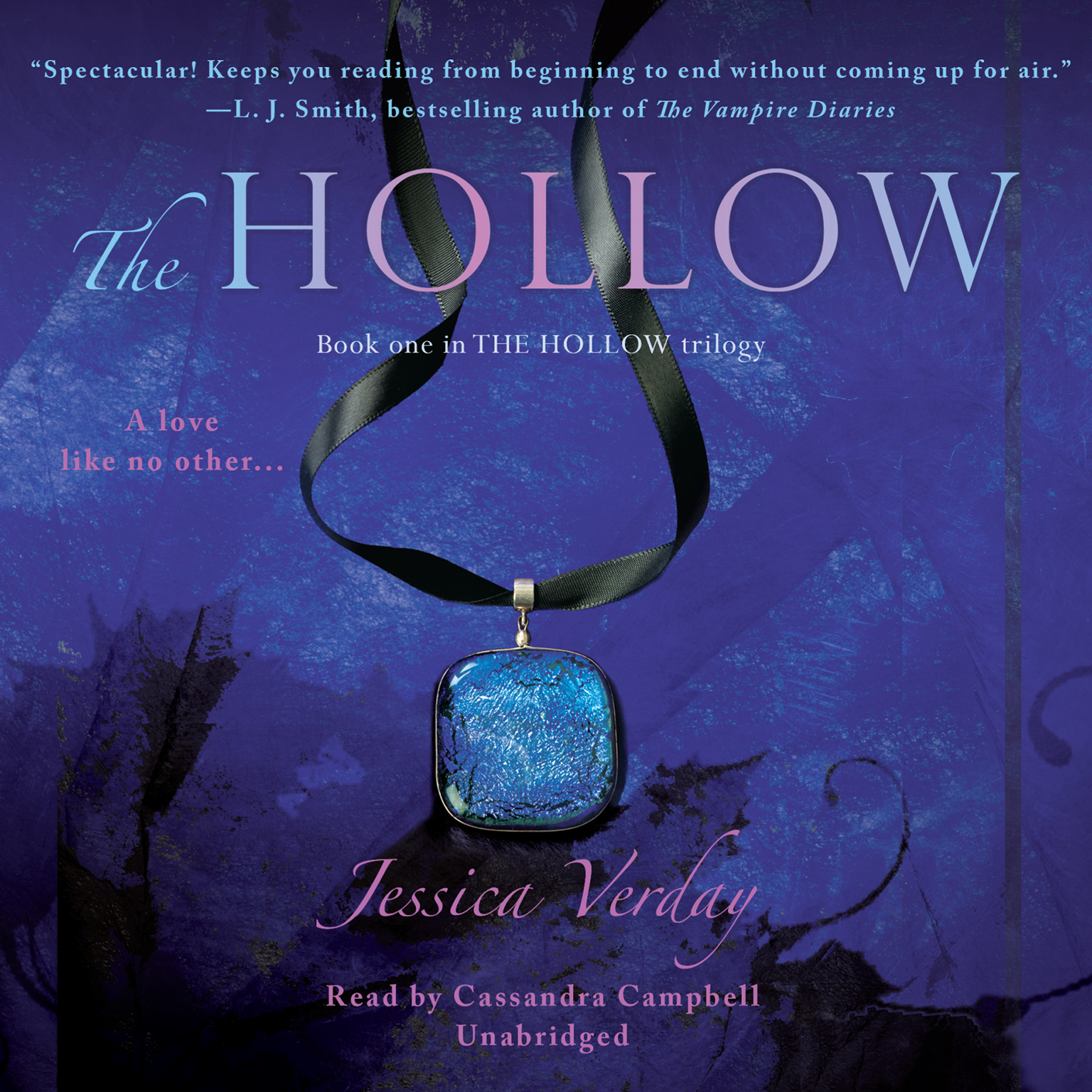 Printable The Hollow Audiobook Cover Art
