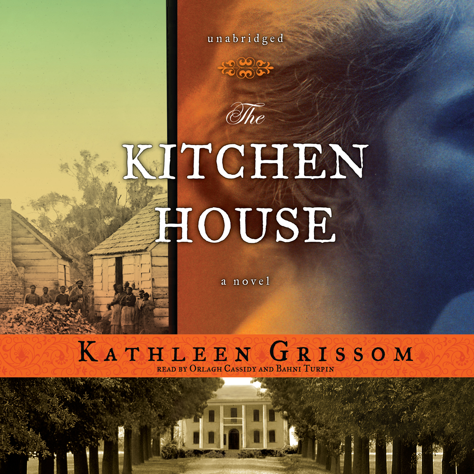 Printable The Kitchen House: A Novel Audiobook Cover Art