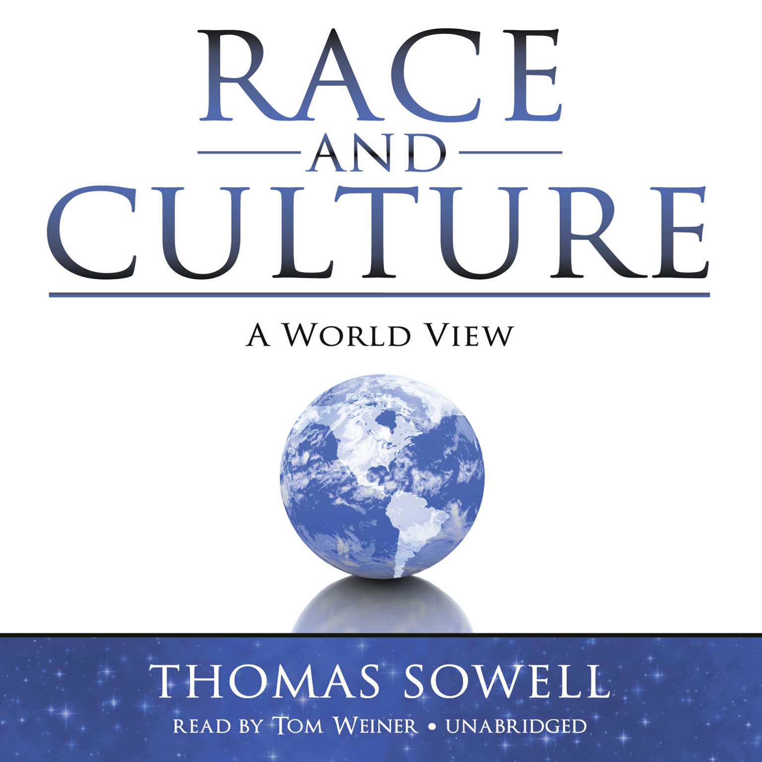 Printable Race and Culture: A World View Audiobook Cover Art