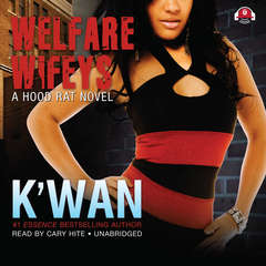 Welfare Wifeys: A Hood Rat Novel Audiobook, by , K'wan