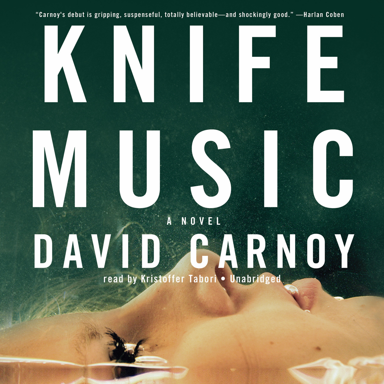 Printable Knife Music Audiobook Cover Art