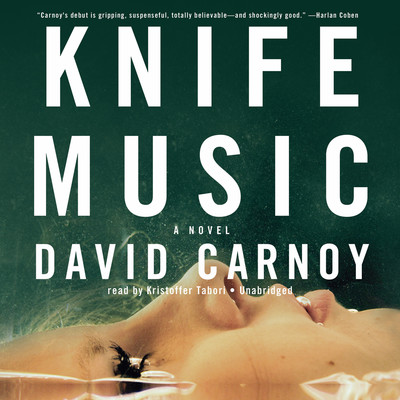 Knife Music Audiobook, by David Carnoy