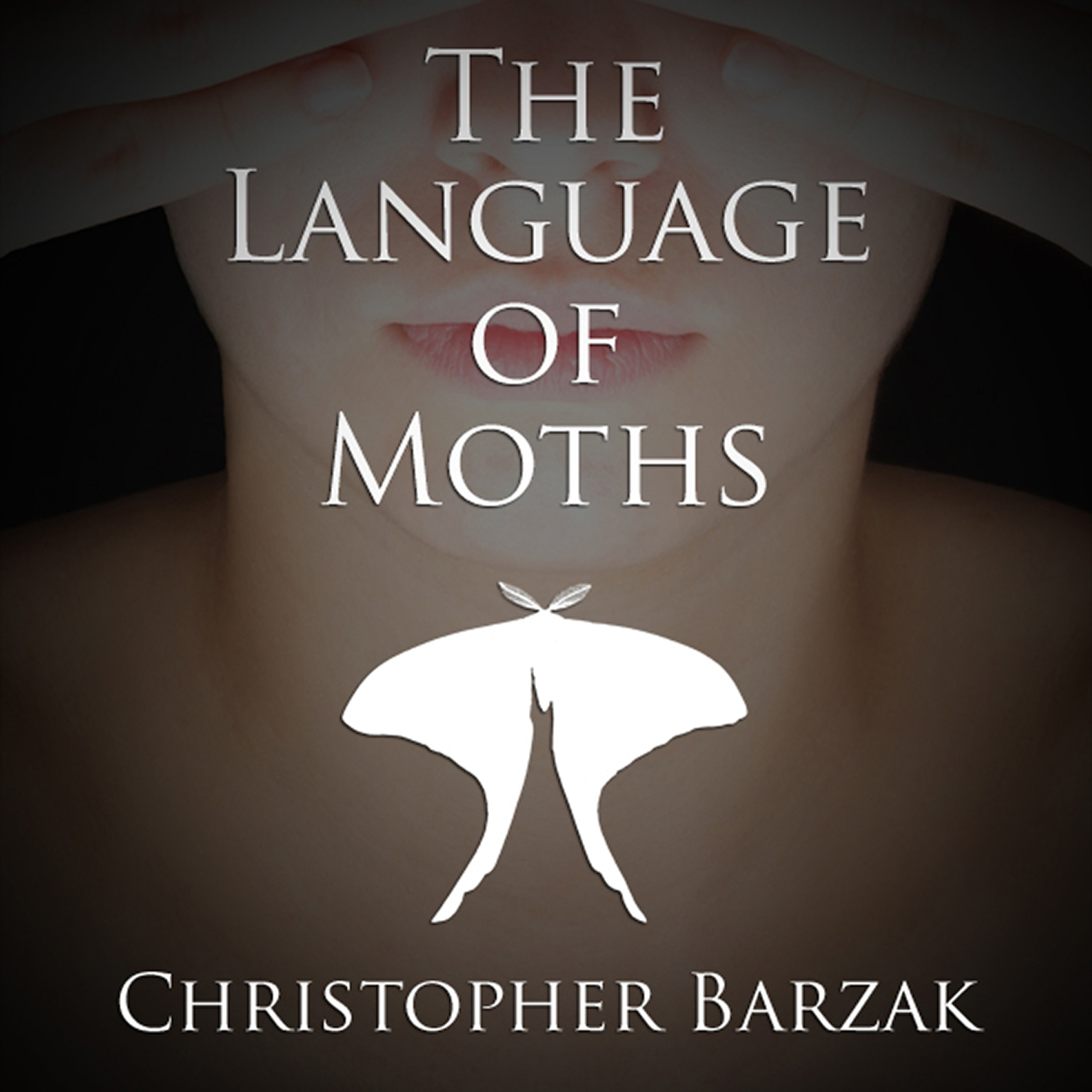 Printable The Language of Moths Audiobook Cover Art