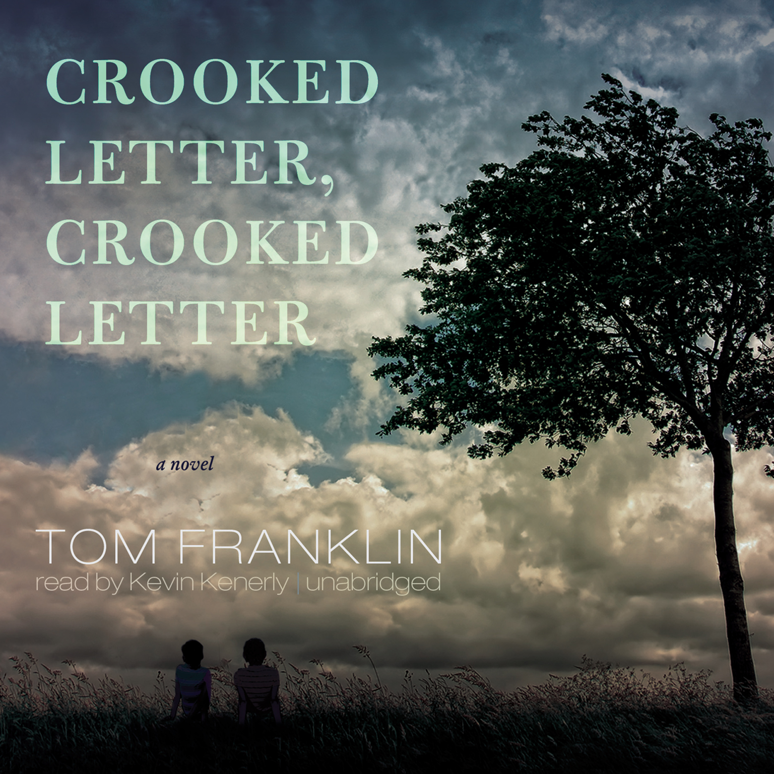 Printable Crooked Letter, Crooked Letter Audiobook Cover Art