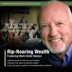Rip-Roaring Wealth Audiobook, by Made for Success