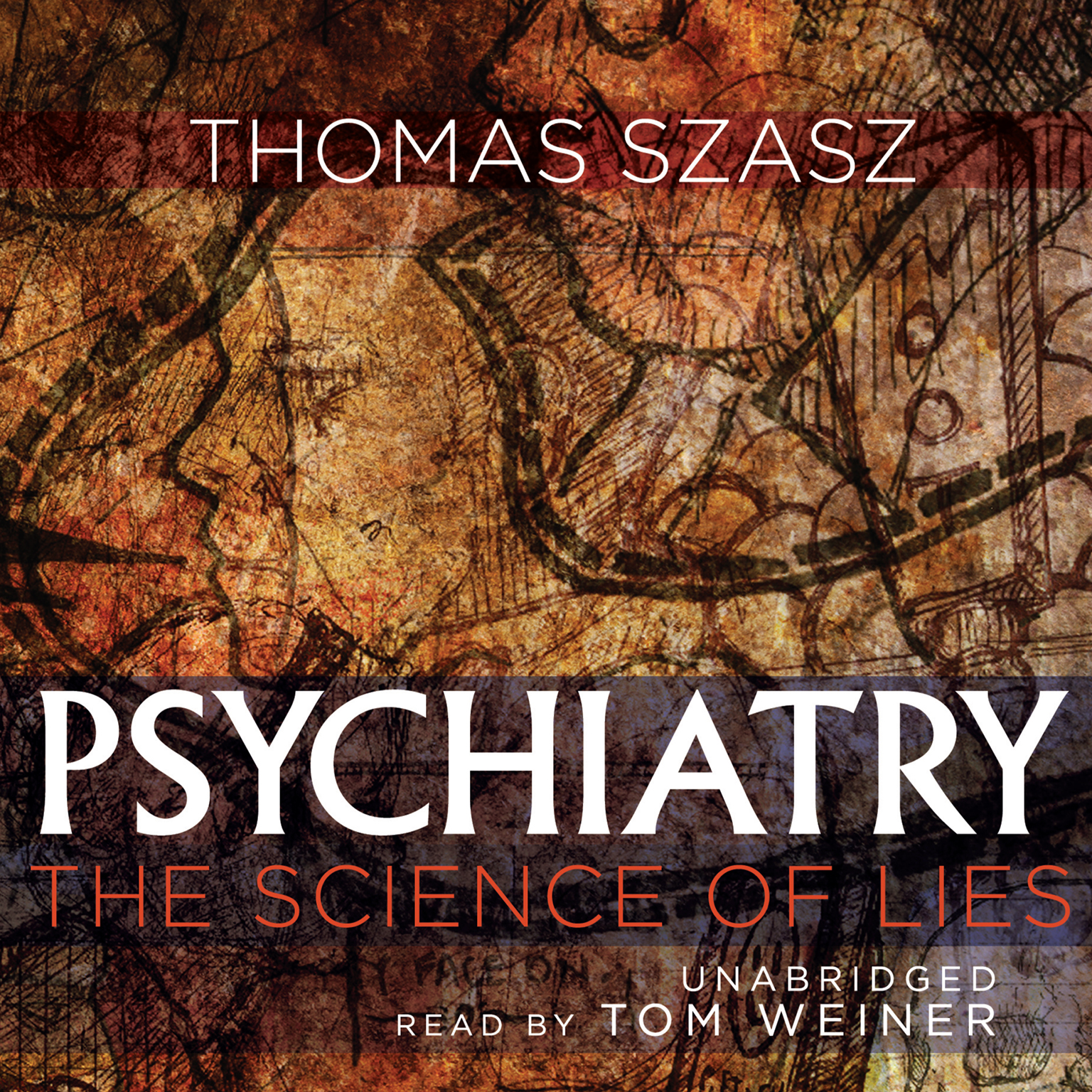 Printable Psychiatry: The Science of Lies Audiobook Cover Art