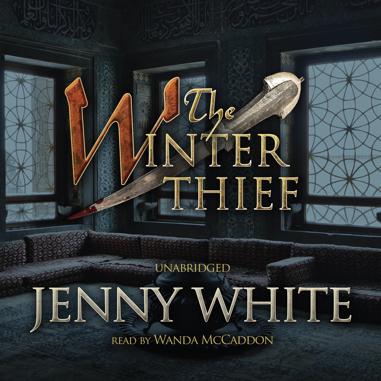 Printable The Winter Thief Audiobook Cover Art