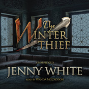 The Winter Thief Audiobook, by Jenny White