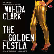 The Golden Hustla Audiobook, by Wahida Clark