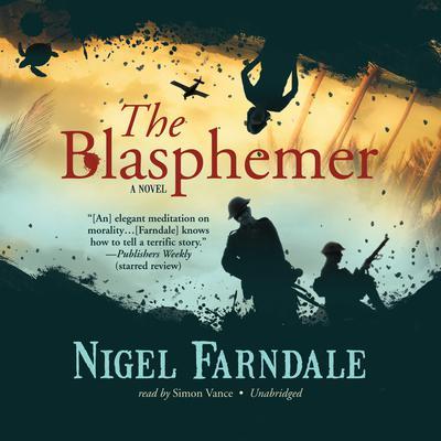The Blasphemer Audiobook, by Nigel Farndale