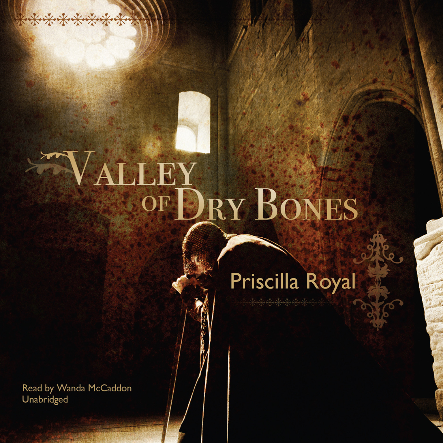 Printable Valley of Dry Bones: A Medieval Mystery Audiobook Cover Art