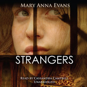 Strangers: A Faye Longchamp Mystery Audiobook, by Mary Anna Evans