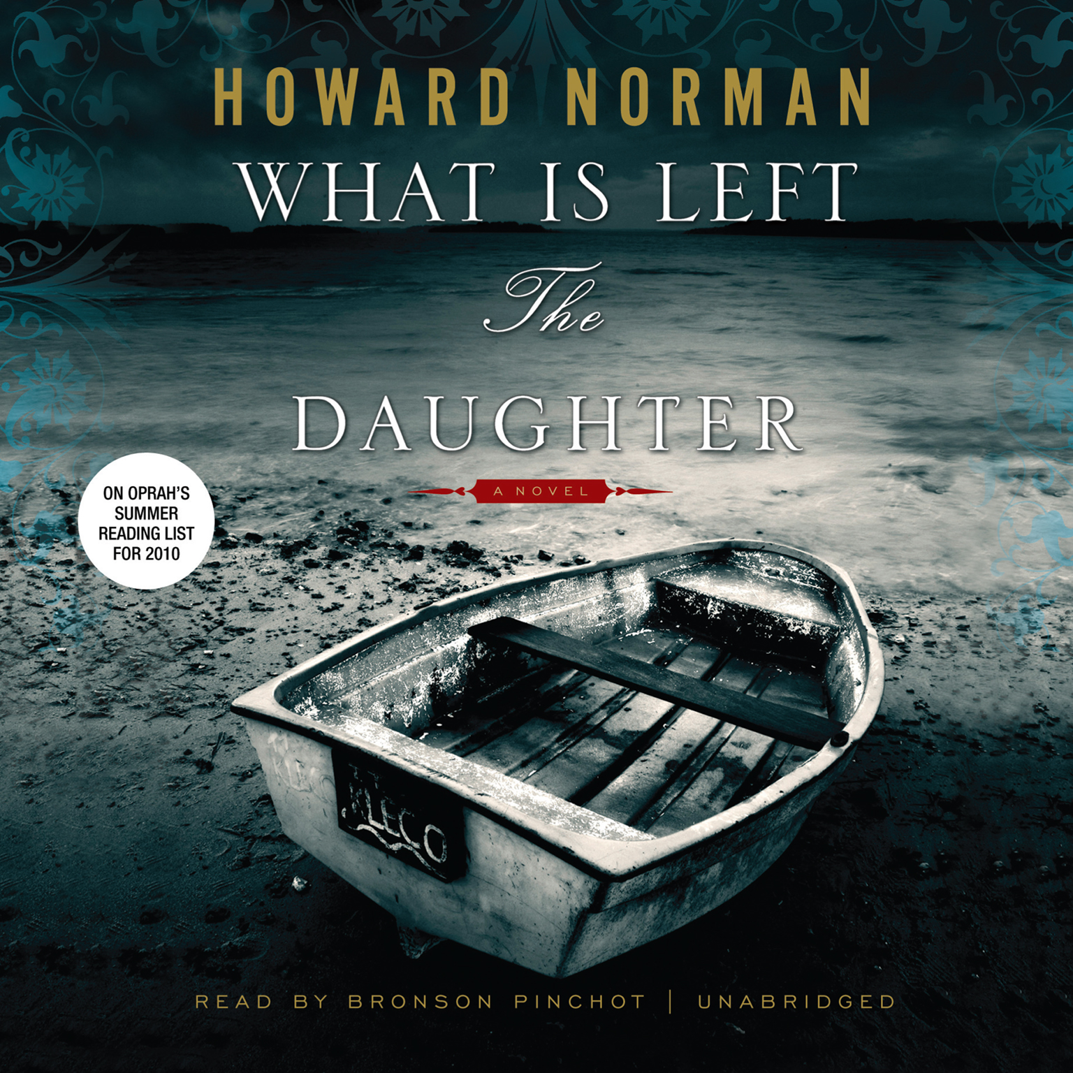 Printable What Is Left the Daughter Audiobook Cover Art