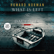 What Is Left the Daughter, by Howard Norman
