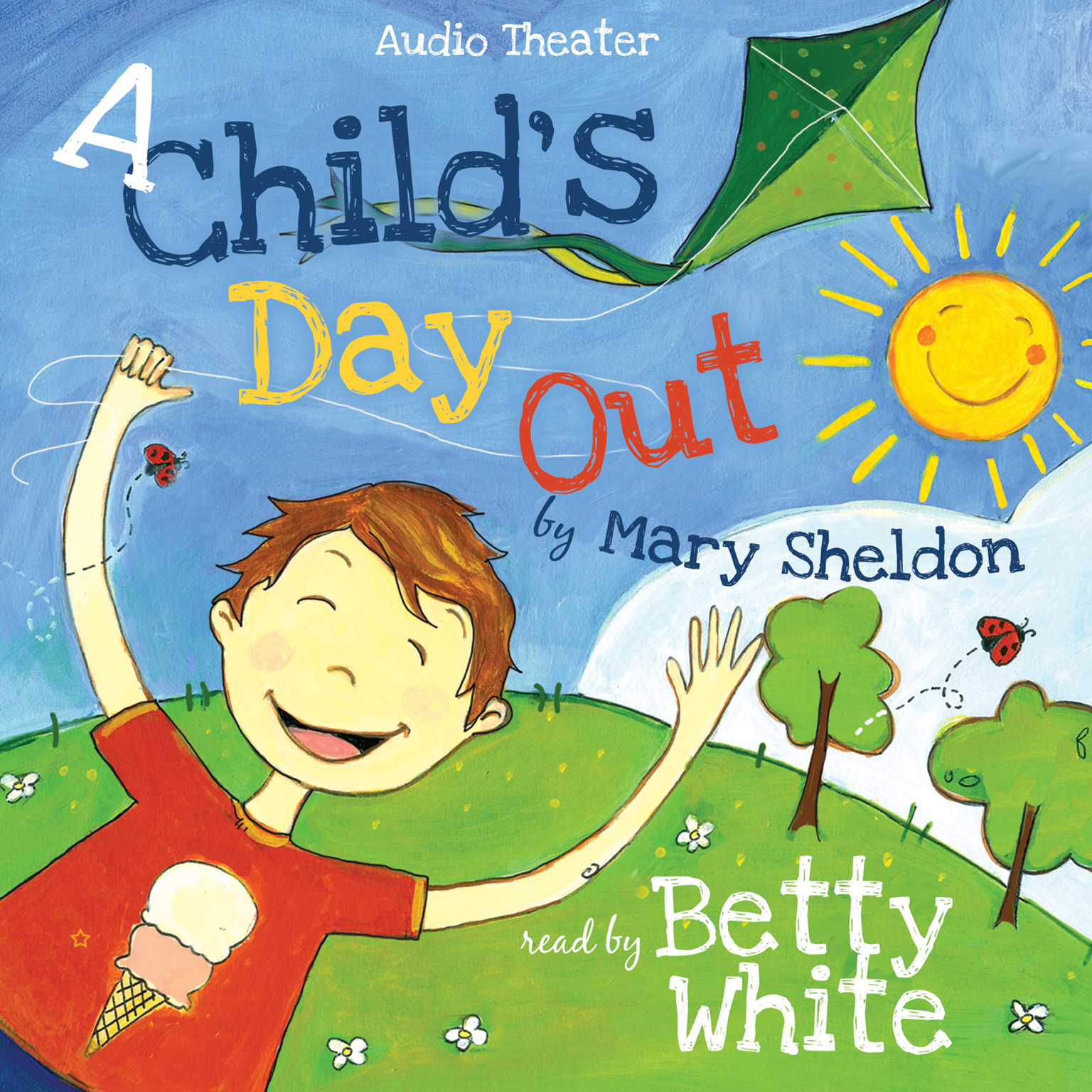 Printable A Child's Day Out Audiobook Cover Art