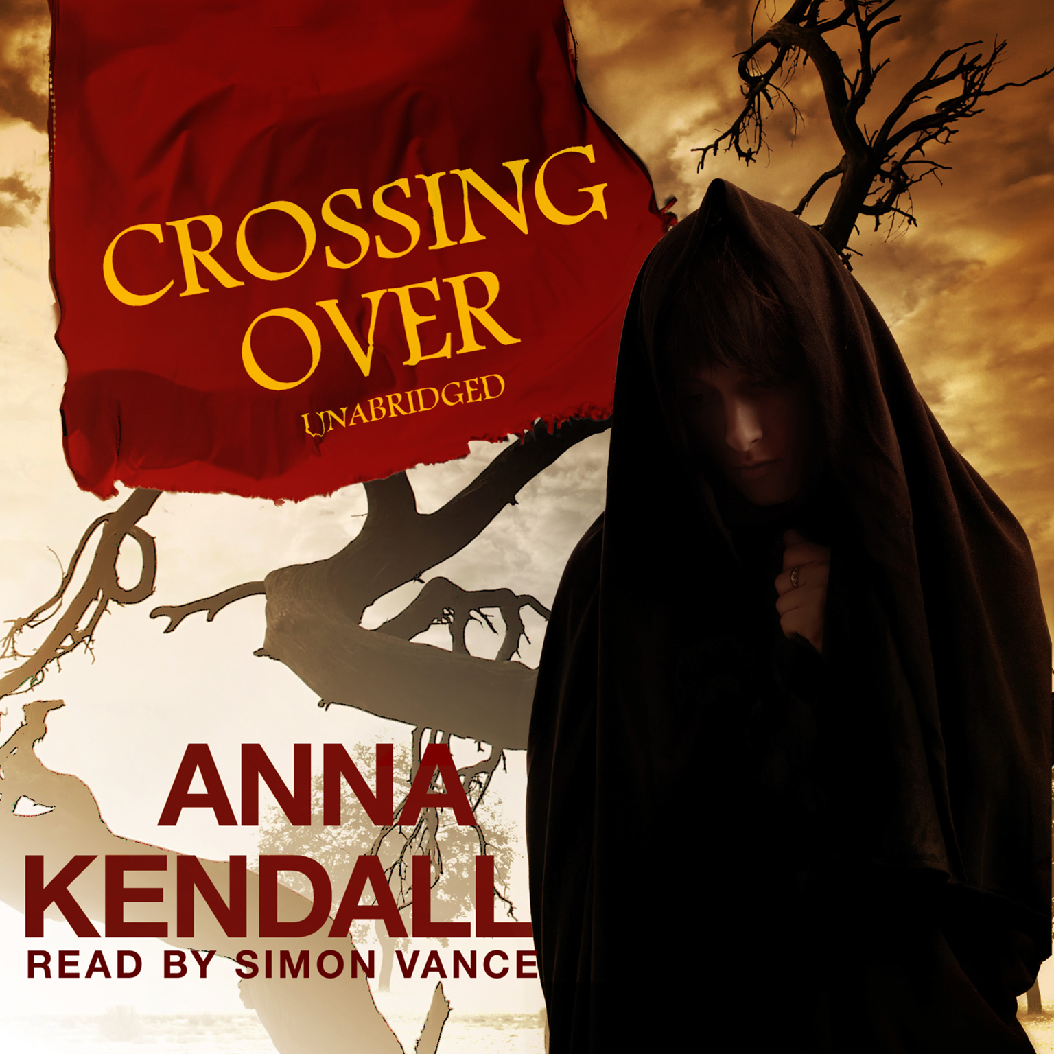 Printable Crossing Over Audiobook Cover Art