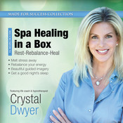 Spa Healing in a Box: Rest-Rebalance-Heal Audiobook, by Made for Success