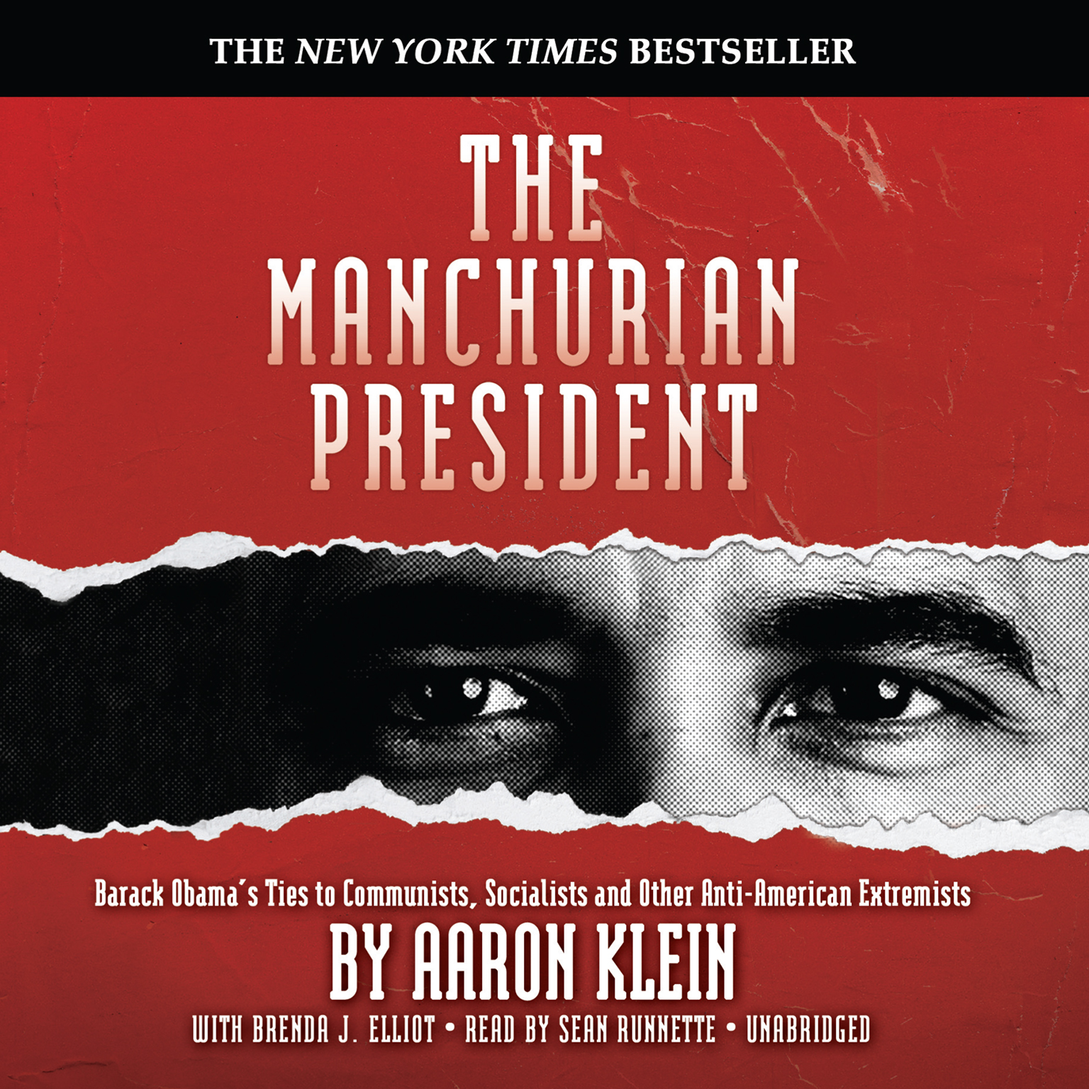 Printable The Manchurian President: Barack Obama's Ties to Communists, Socialists and Other Anti-American Extremists Audiobook Cover Art