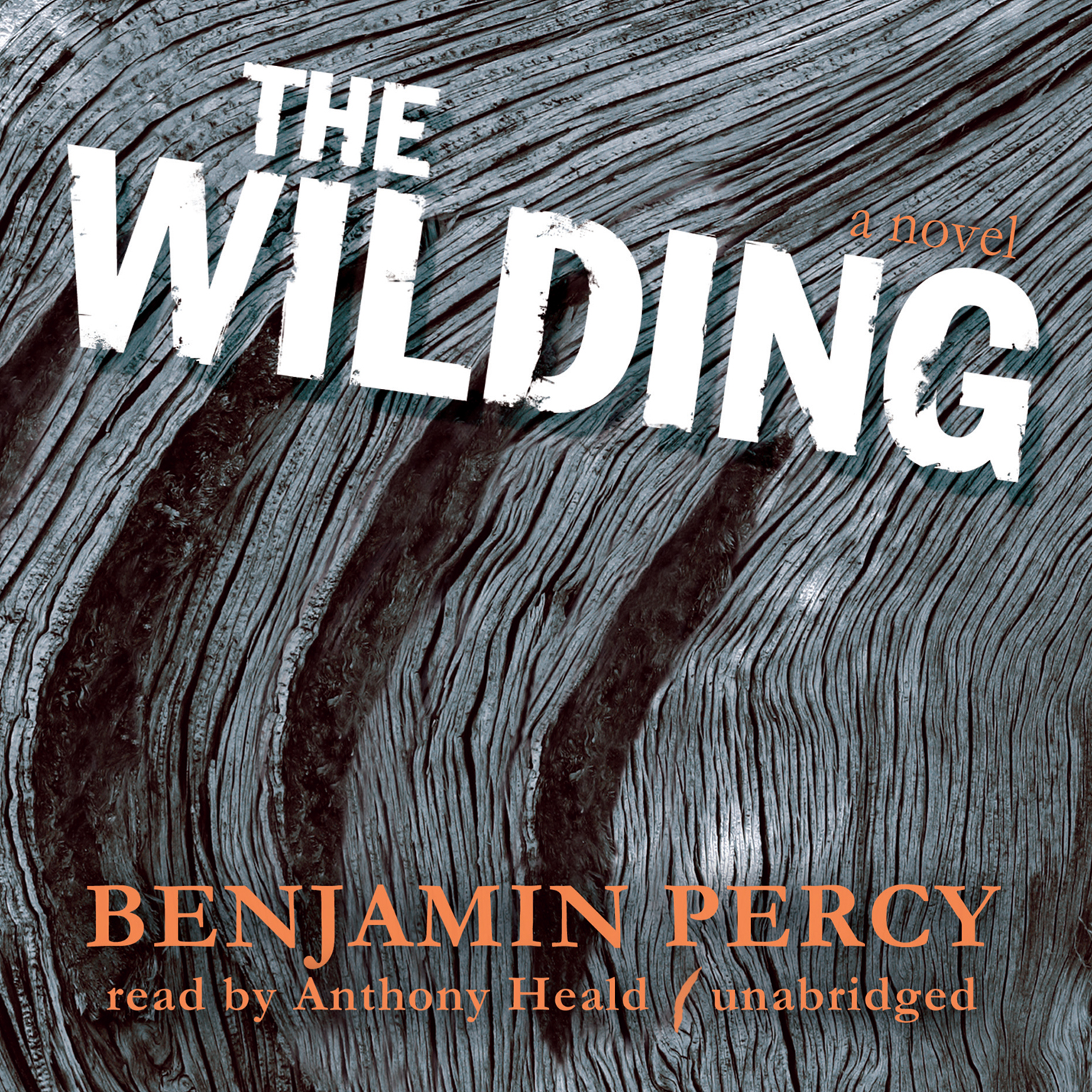 Printable The Wilding Audiobook Cover Art