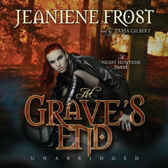 At Grave's End: A Night Huntress Novel Audiobook, by