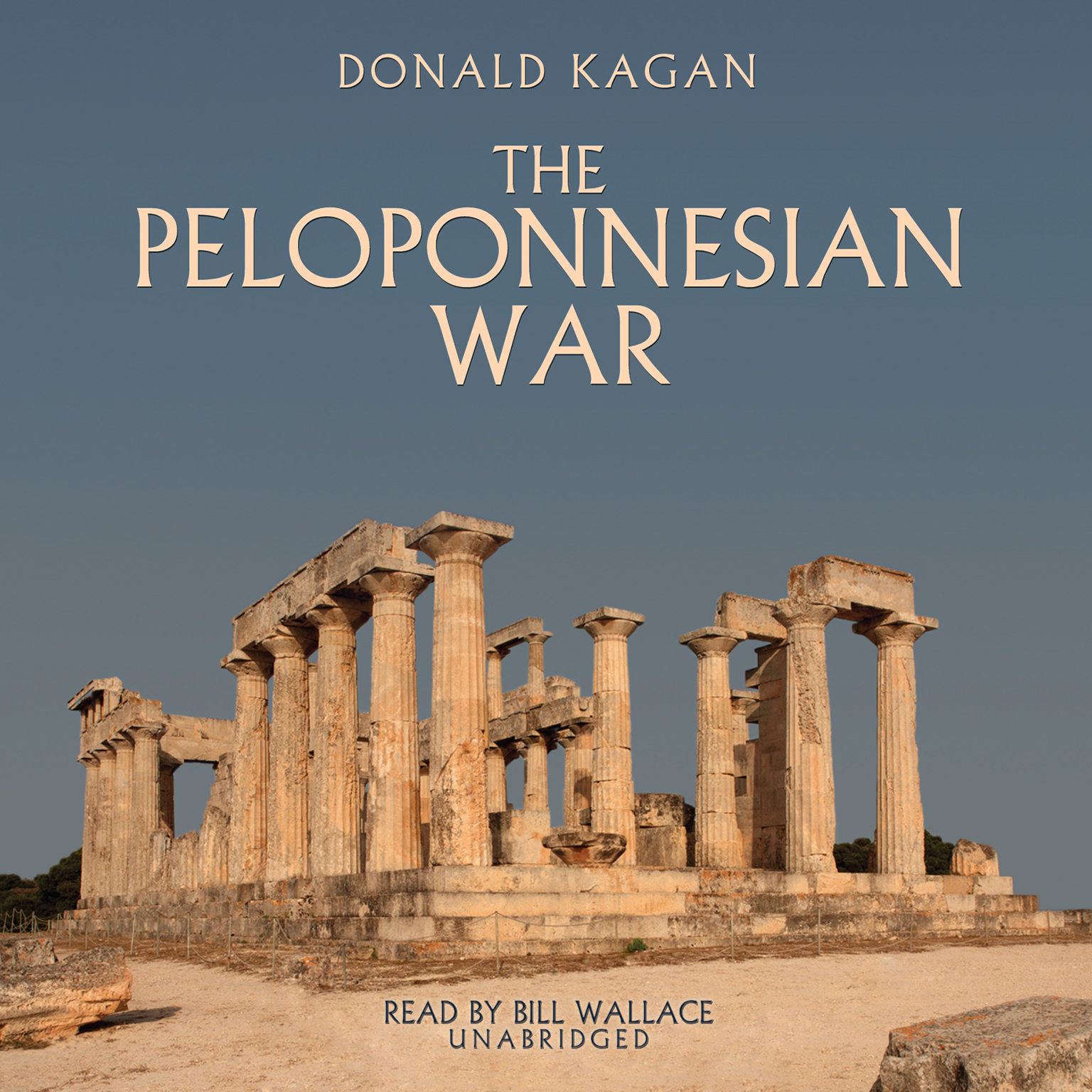 Printable The Peloponnesian War Audiobook Cover Art