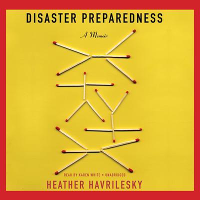 Disaster Preparedness: A Memoir Audiobook, by Heather Havrilesky