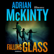 Falling Glass Audiobook, by Adrian McKinty