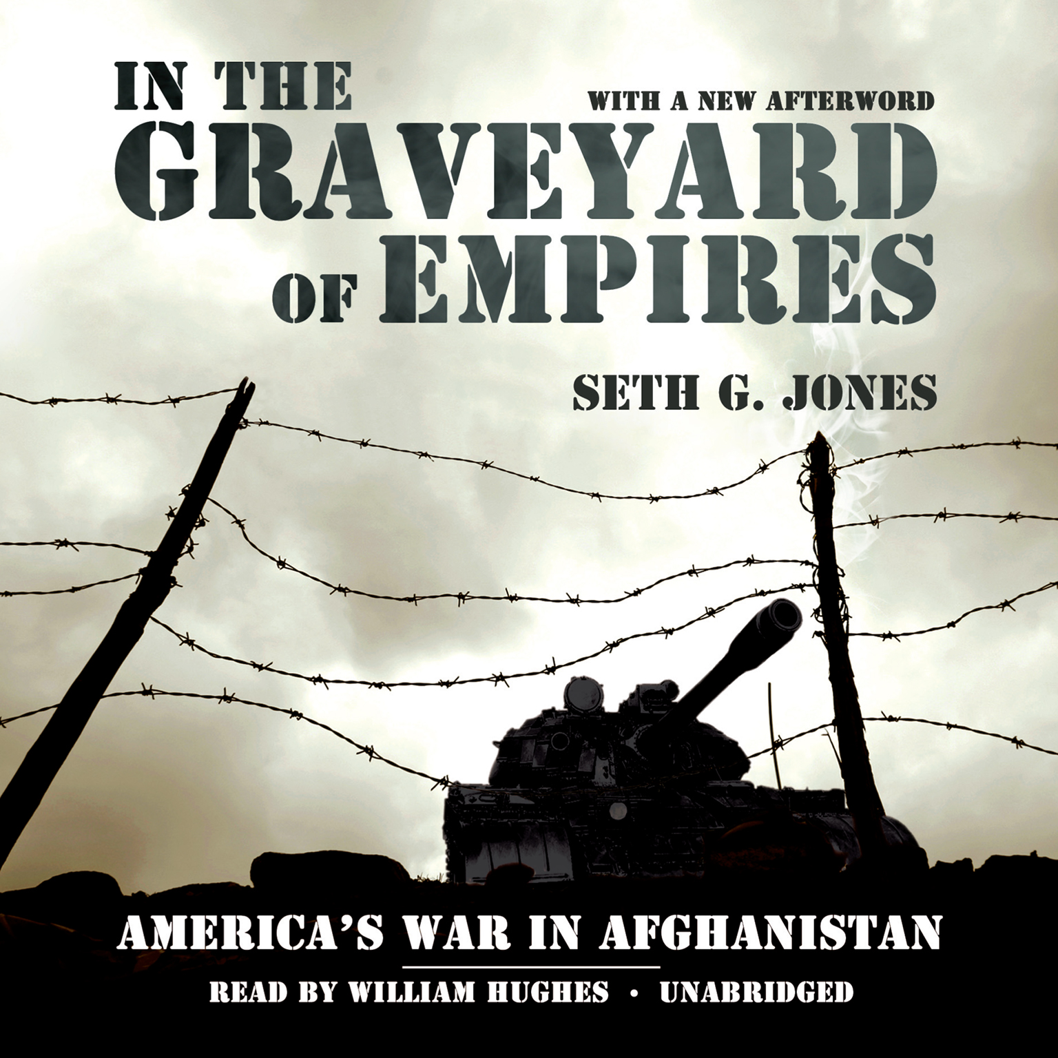 Printable In the Graveyard of Empires: America's War in Afghanistan Audiobook Cover Art