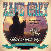 Riders of the Purple Sage: The Restored Edition Audiobook, by Zane Grey